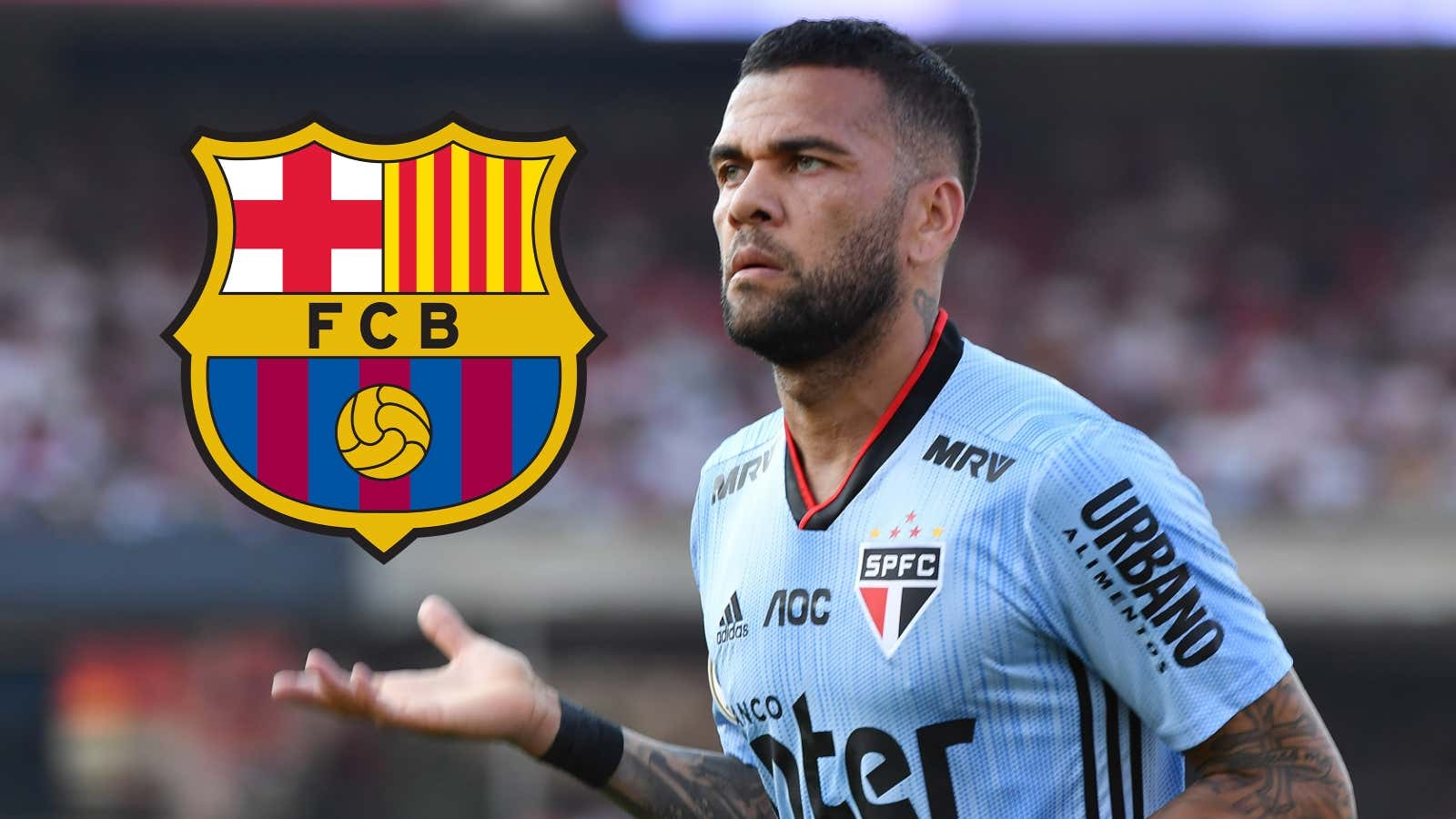 'If Barcelona need me, they just have to call' – Dani Alves open to return to Camp Nou