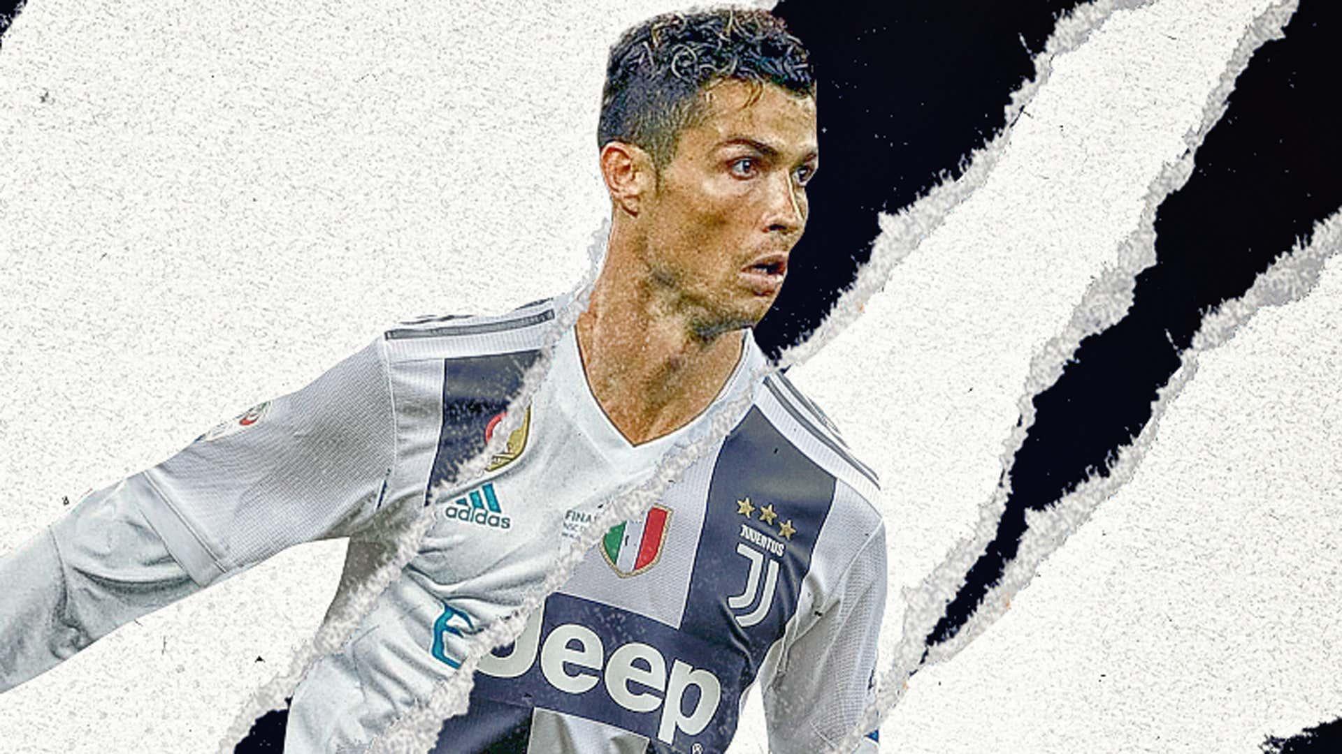 Cristiano Ronaldo Juventus GFX
