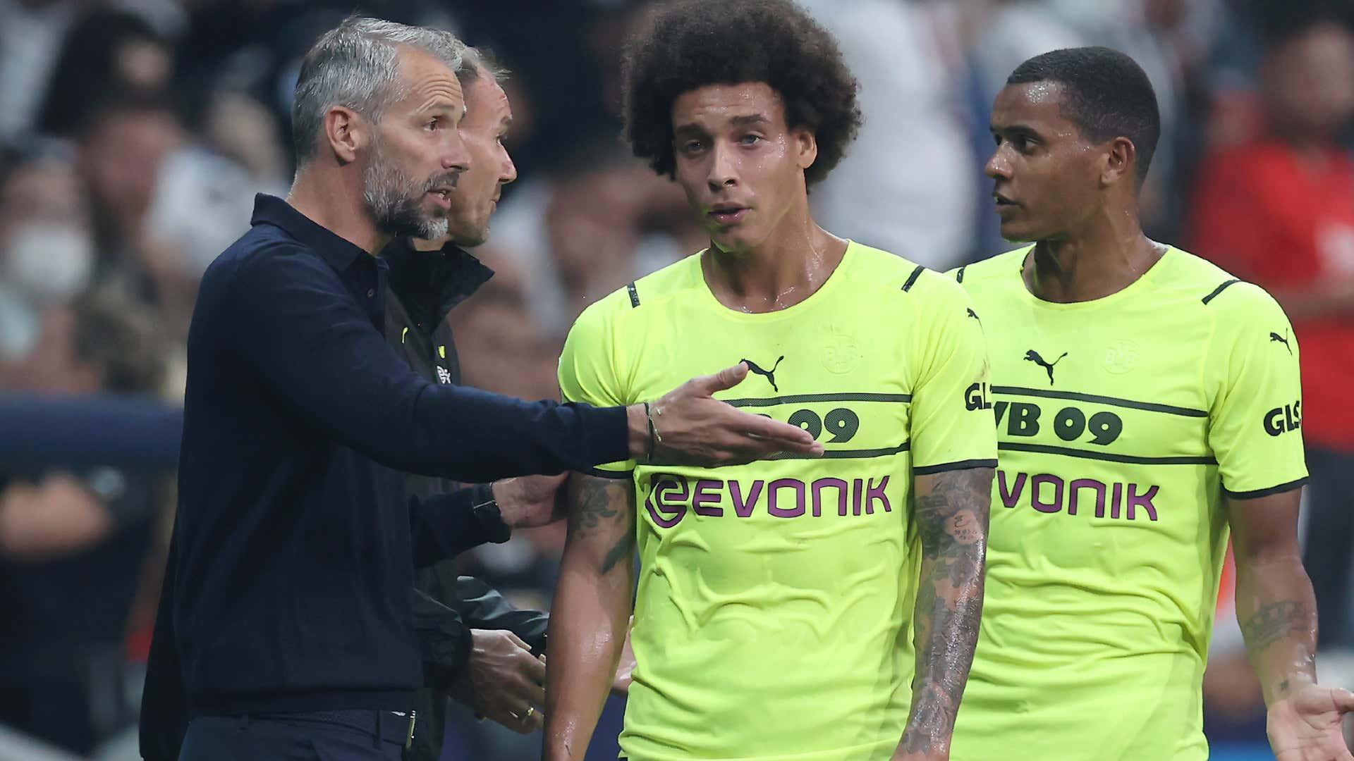 Dortmunds Axel Witsel bei Juventus angeblich nur zweite Wahl   Goal.com