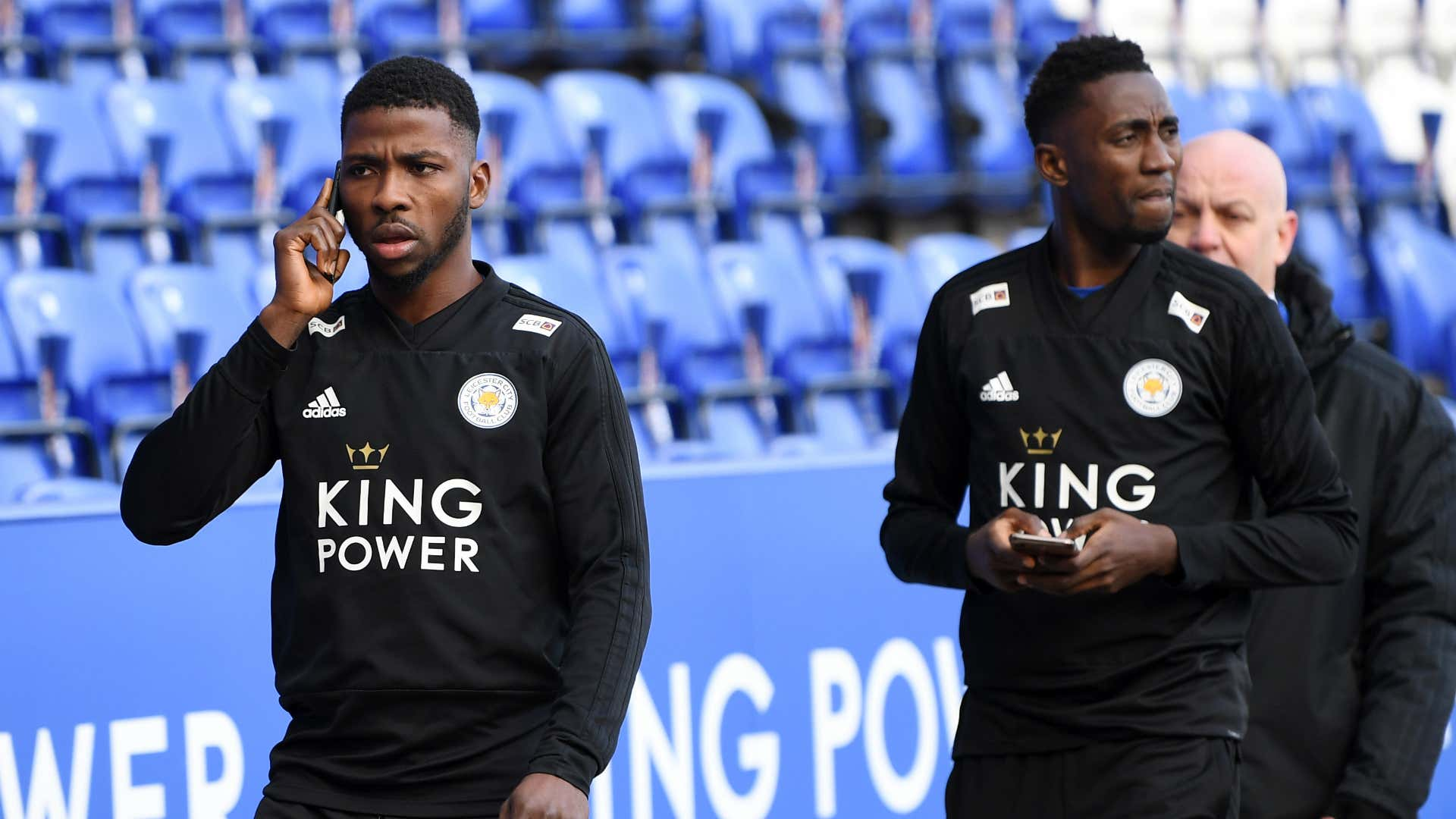 Leicester City's Iheanacho available for Manchester United clash as Rodgers predict Ndidi's return date