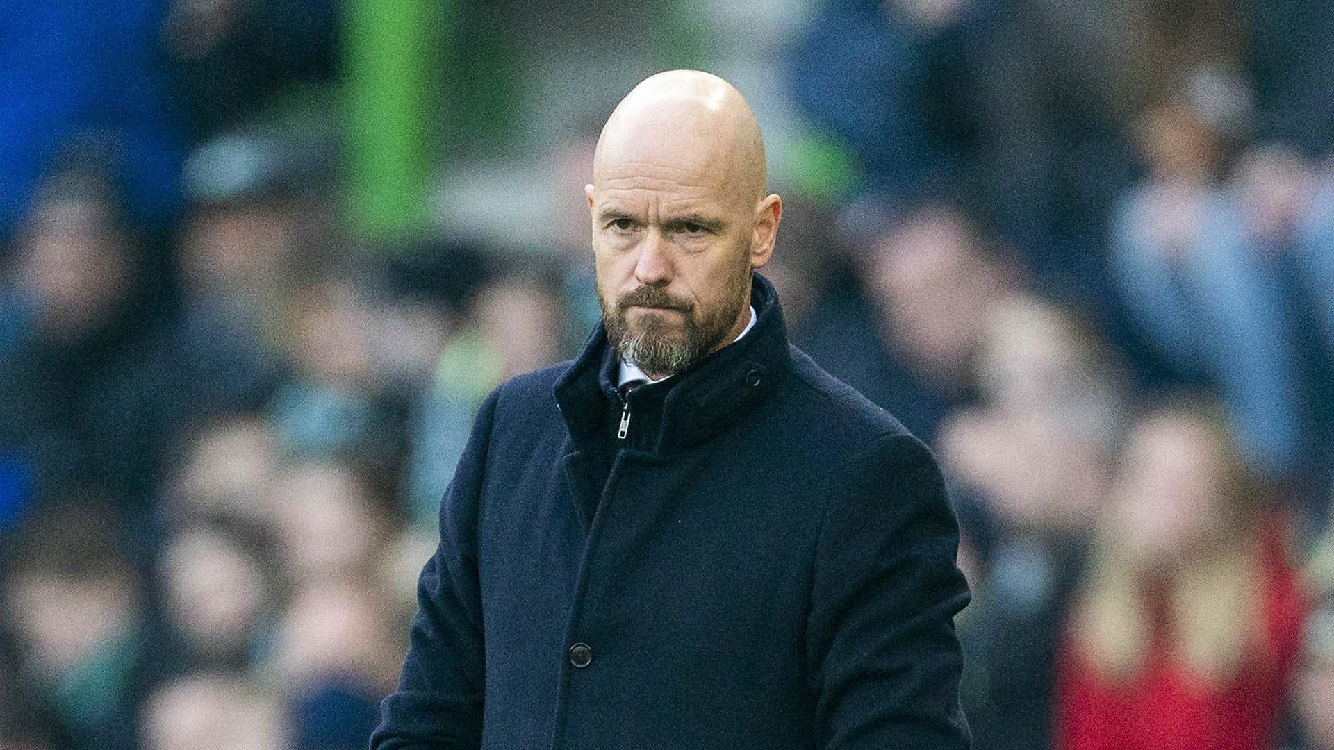 """""""Bayern ist das Größte!"""" Ajax-Trainer Erik ten Hag dementiert Verhandlungen mit FC Bayern und schwärmt   Goal.com"""