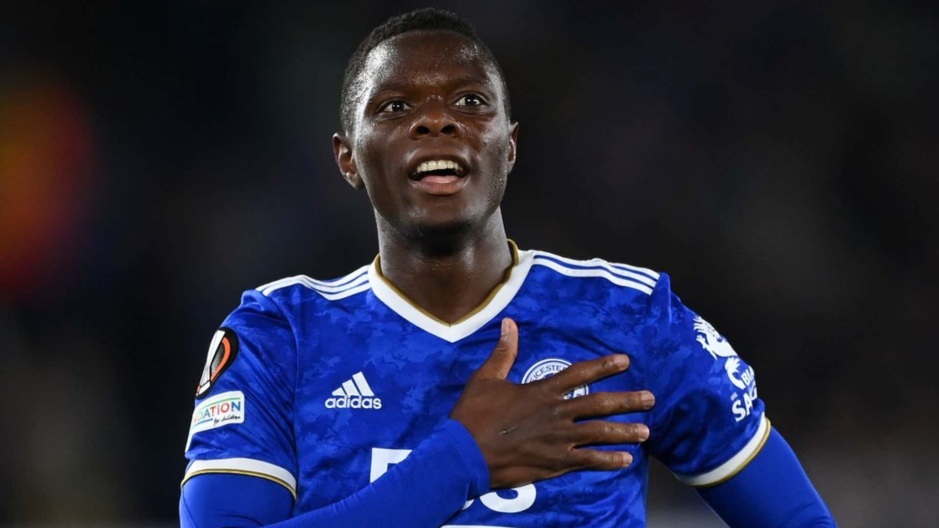 'It still feels like a dream' – Leicester City's Daka revels after maiden goal against Manchester United
