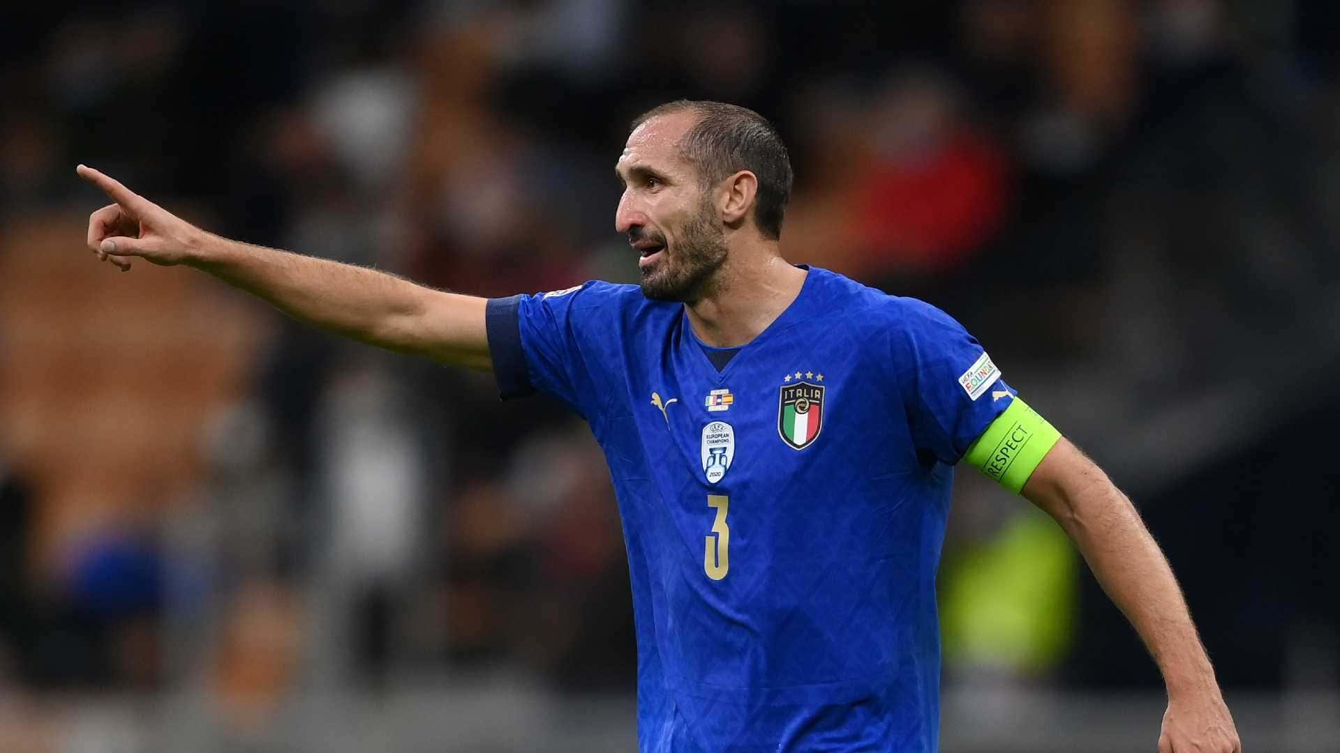 """Sandro Wagner: Ballon d'Or? """"Ist dieses Jahr für mich ganz klar Chiellini""""   Goal.com"""
