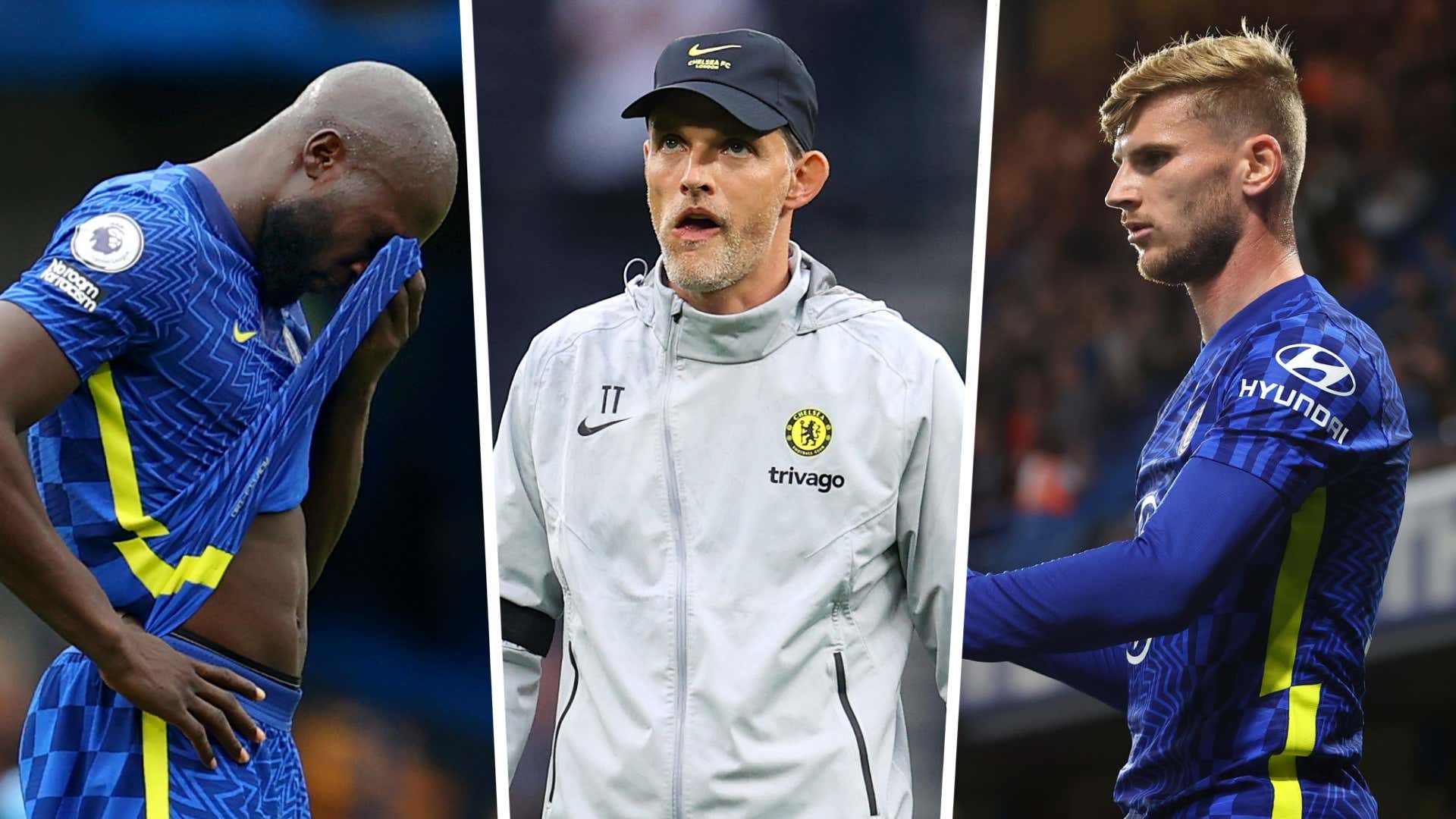A blessing in disguise for Chelsea? Lukaku & Werner injuries should force Tuchel into a tactical change | Goal.com
