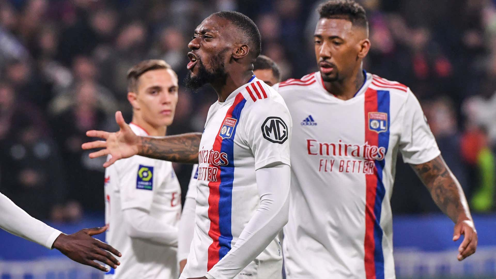 Toko Ekambi propels Olympique Lyon past AS Monaco