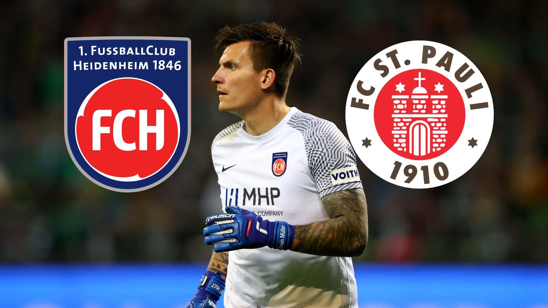 1. FC Heidenheim vs. FC St. Pauli live: TV, LIVE-STREAM, LIVE-TICKER, Aufstellung - die Übertragung der 2. Bundesliga | Goal.com