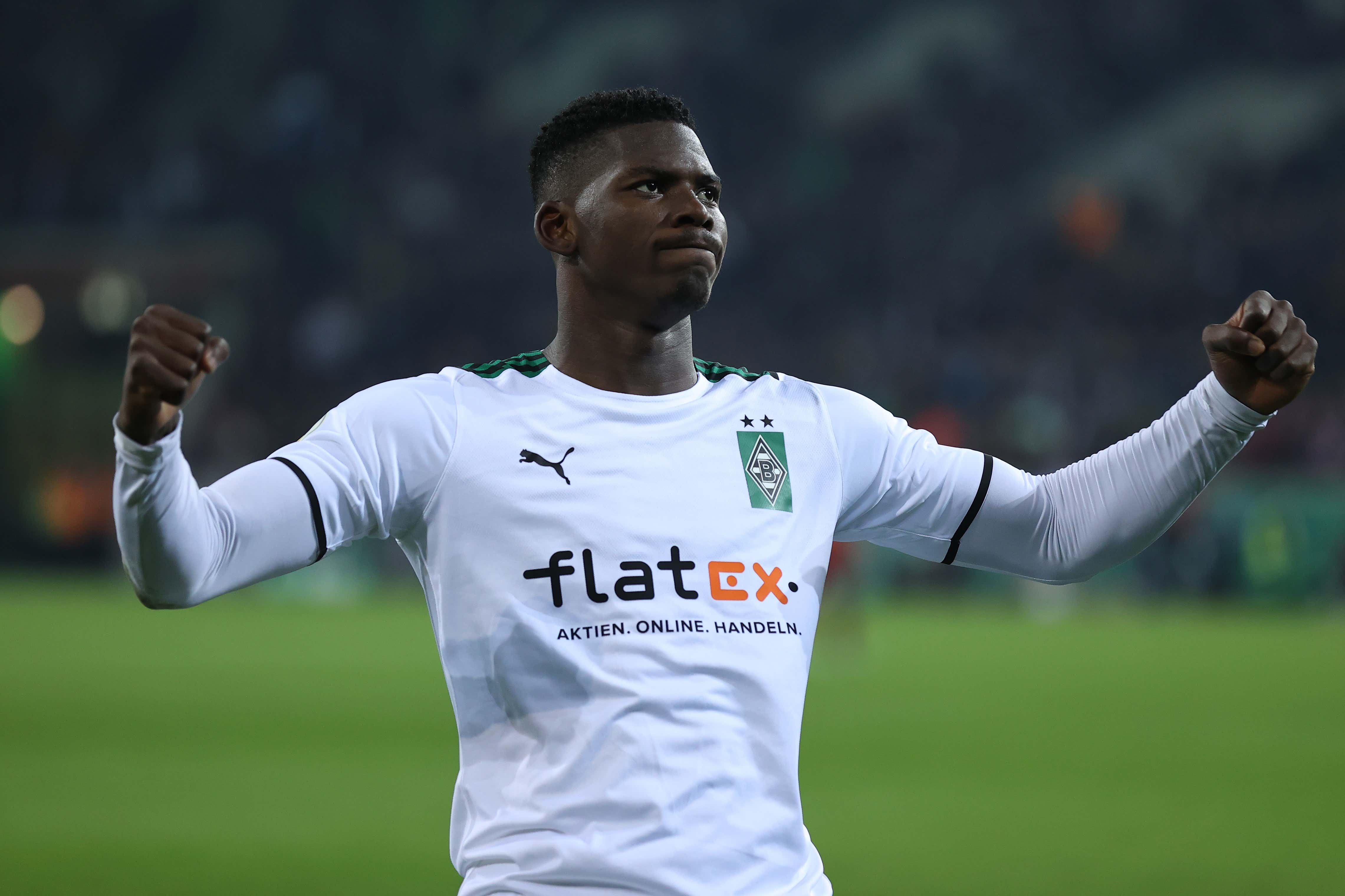 Borussia Mönchengladbach: Pokal-Held Breel Embolo kontert Bild-Bericht | Goal.com