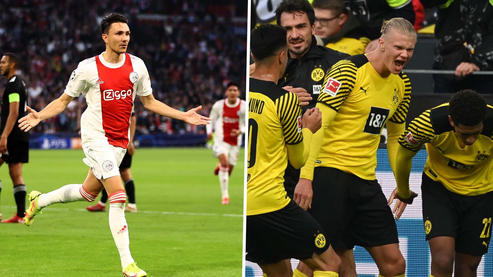 Champions League live: Wo läuft Ajax Amsterdam vs. BVB (Borussia Dortmund) heute? | Goal.com