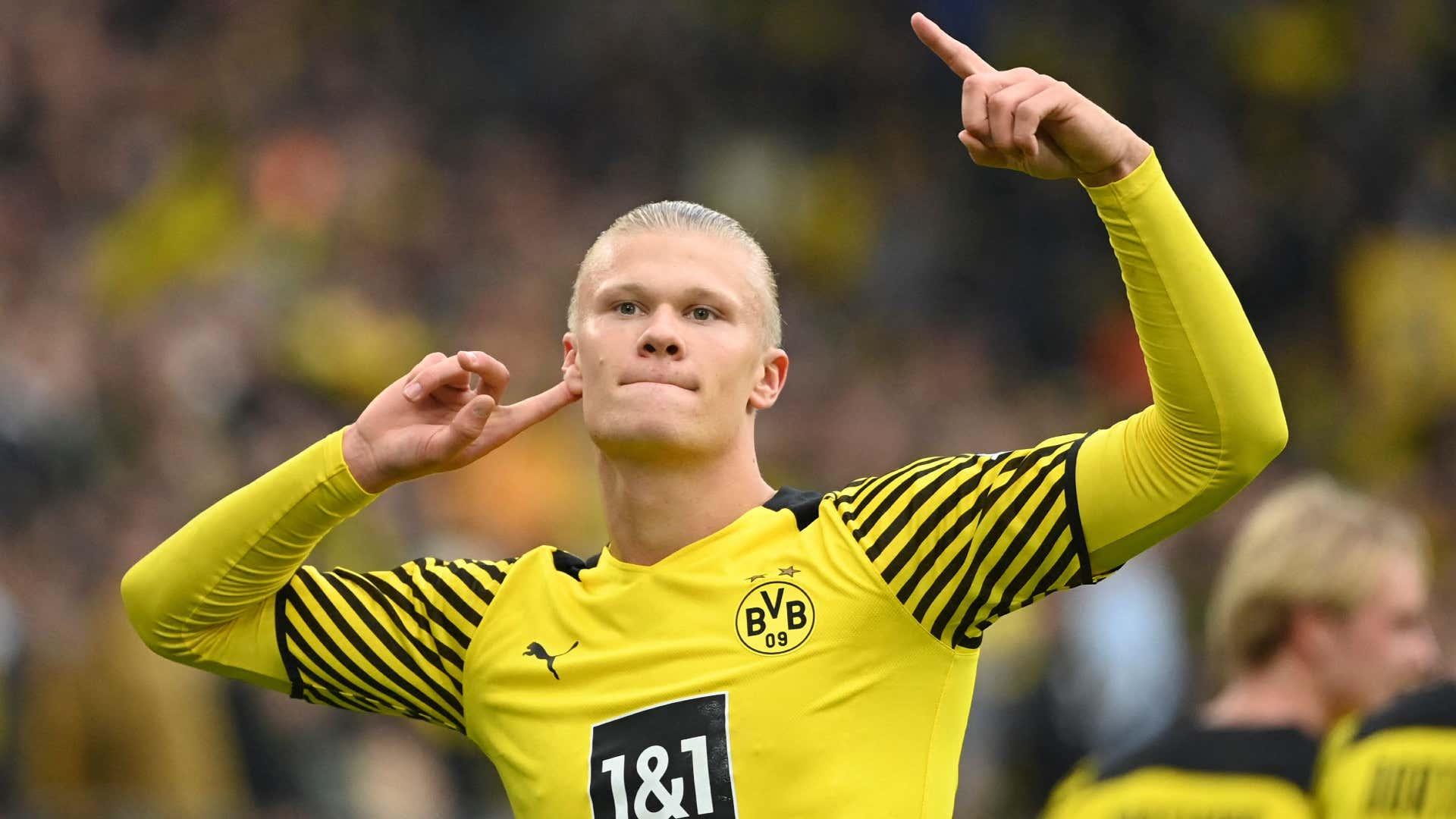 BVB, News und Gerüchte: Haaland macht Flitzer glücklich, Berater von Wunschspieler Adeyemi zu Gesprächen beim FC Bayern - alle News zu Borussia Dortmund heute | Goal.com