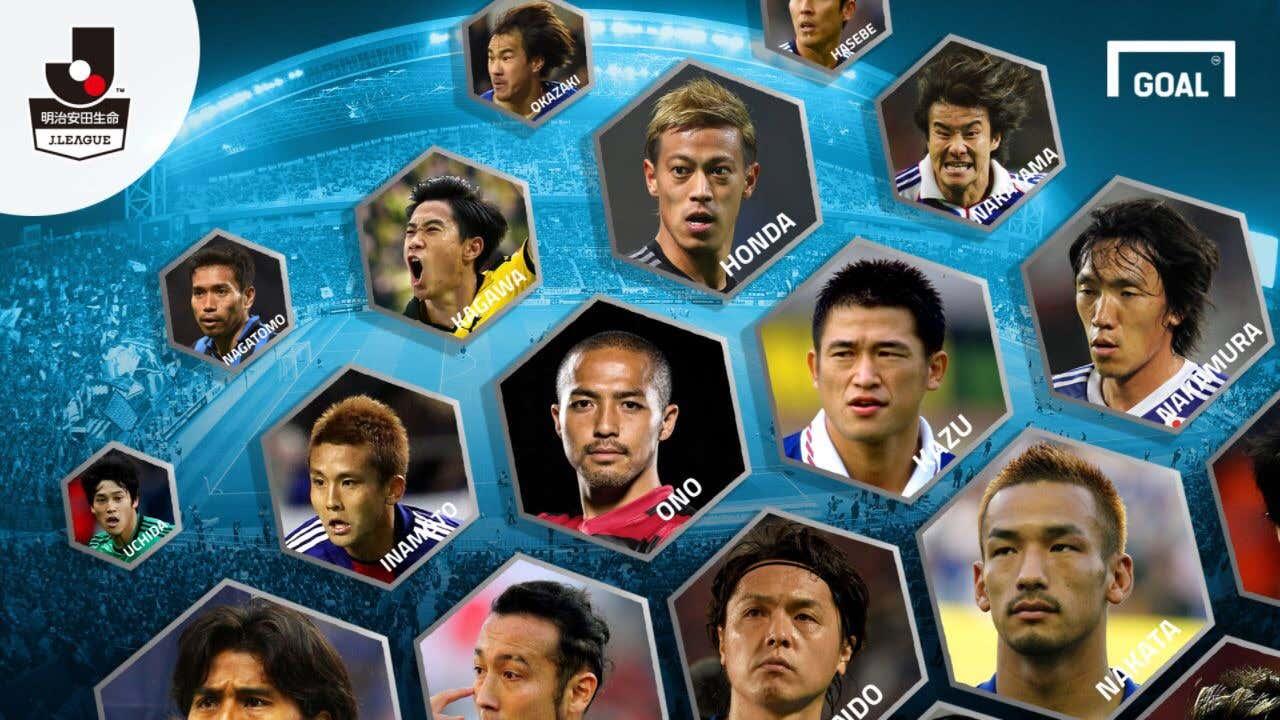 Legenda J.League