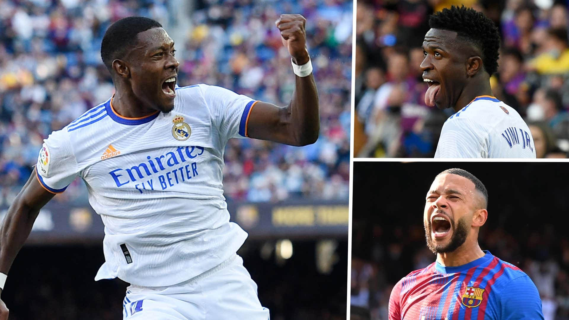 Real Madrid's new Ramos? Alaba steps up at both ends to decide El Clasico   Goal.com
