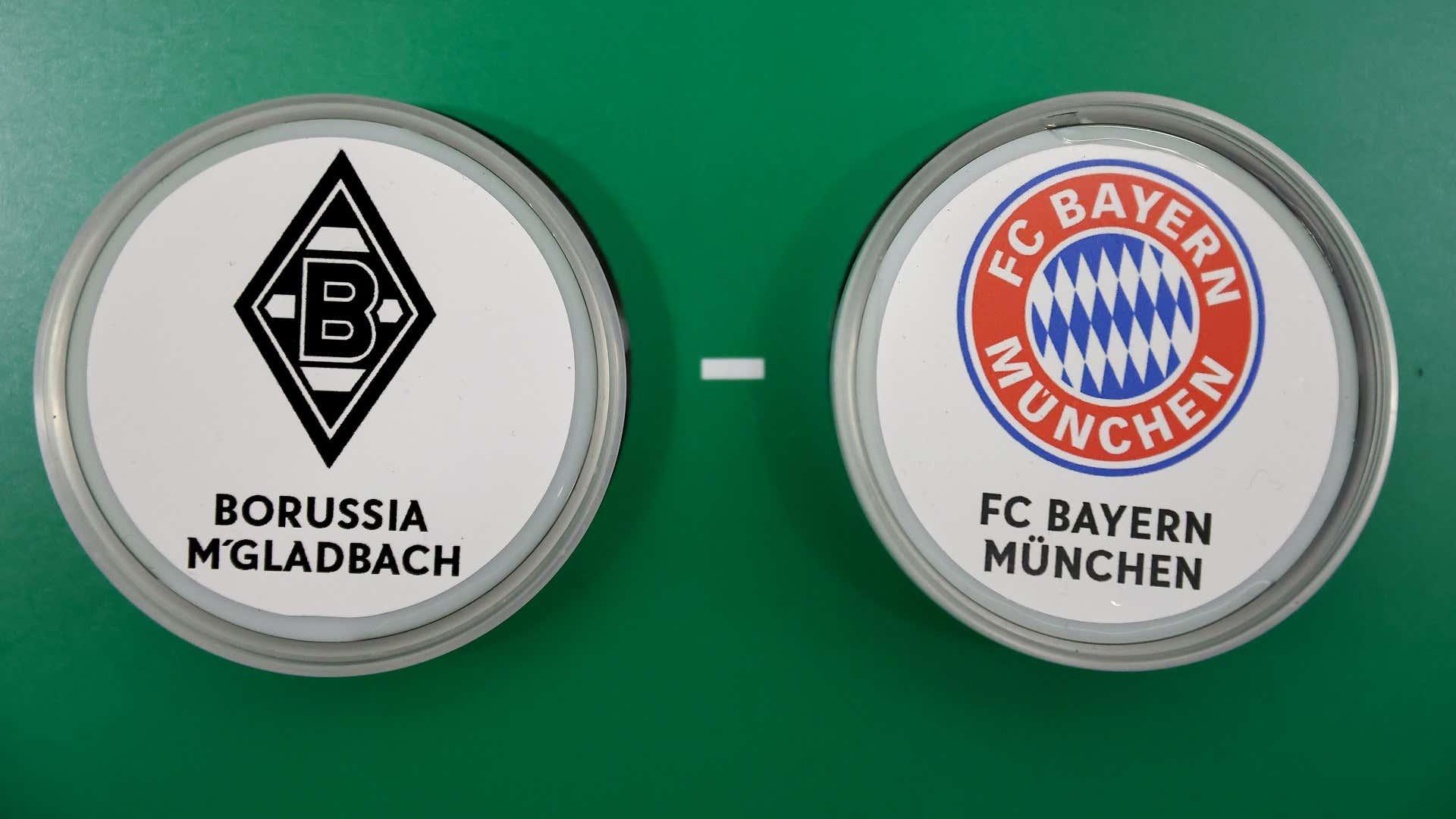 Wer zeigt / überträgt Borussia Mönchengladbach vs. FC Bayern München live im TV und LIVE-STREAM? So läuft der DFB-Pokal | Goal.com