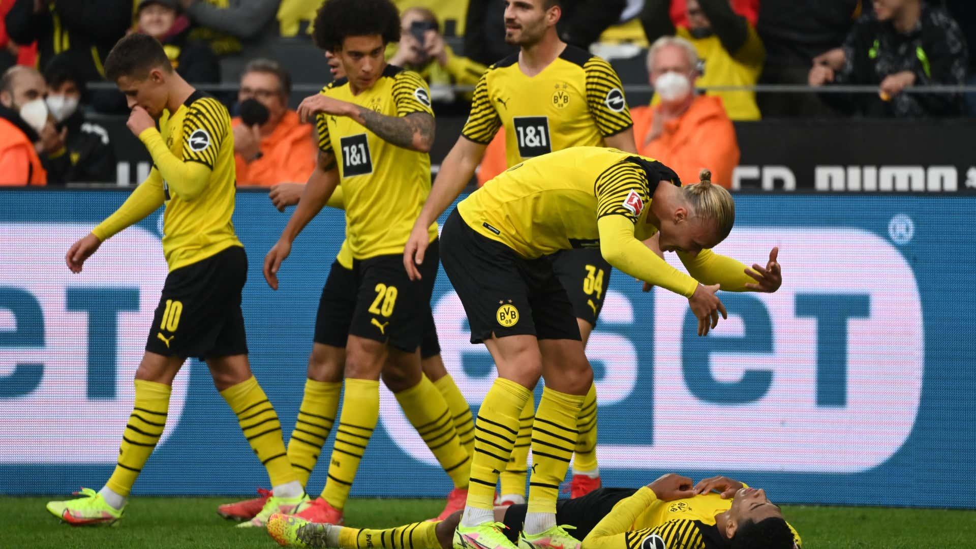 Borussia Dortmund vs. 1. FSV Mainz 05 Live-Kommentar und Ergebnis, 16.10.21, Bundesliga | Goal.com