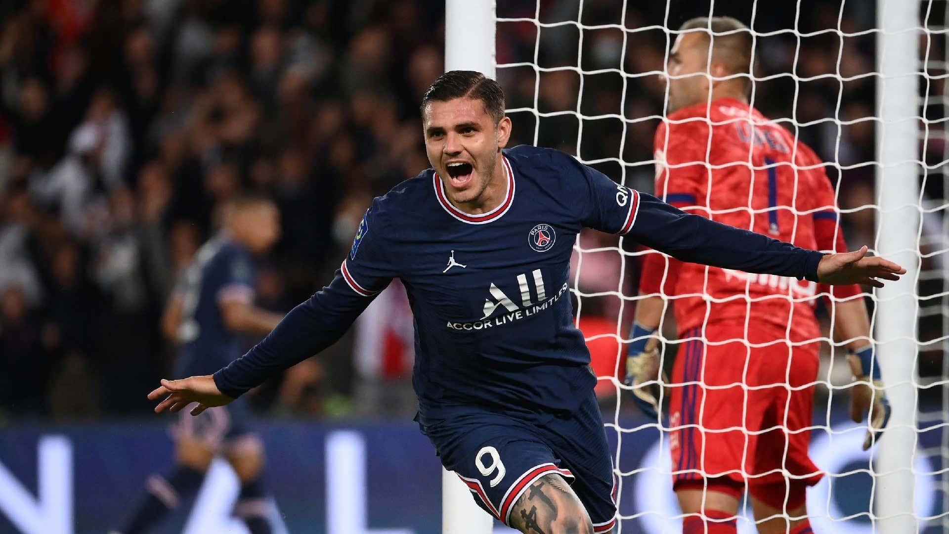 Les compos du PSG - Angers : Icardi retrouve une place dans le onze | Goal.com