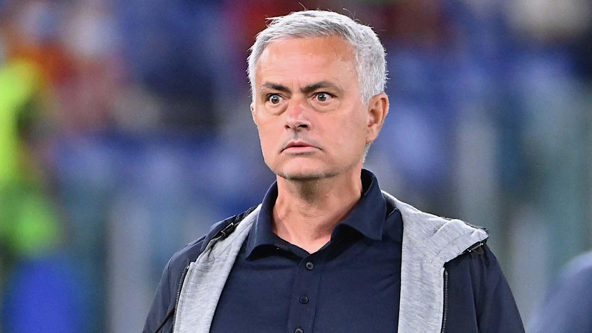 Roma : José Mourinho vit sa pire humiliation en carrière | Goal.com