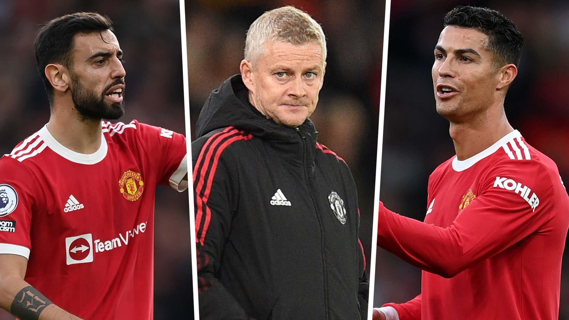 Manchester United : Ole Gunnar Solskjaer lâché par ses joueurs | Goal.com