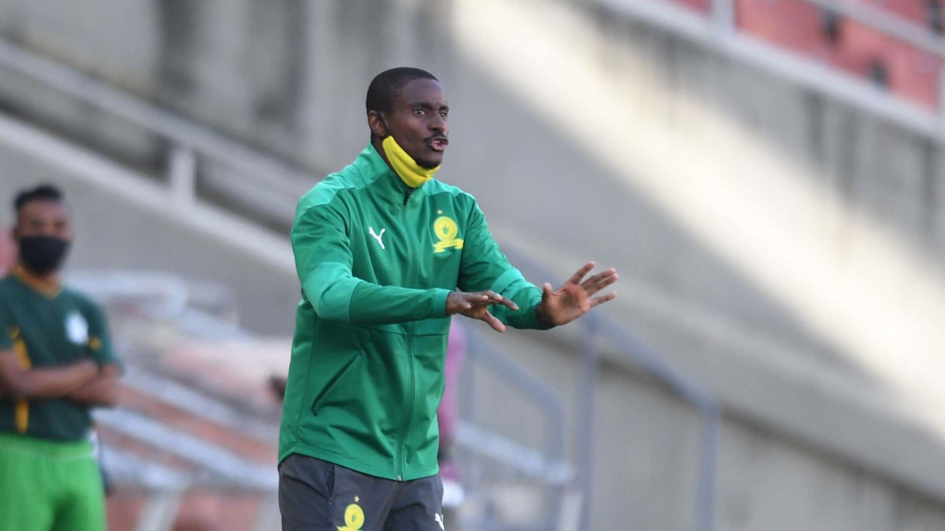 Mamelodi Sundowns' Mokwena reveals Caf Champions League target