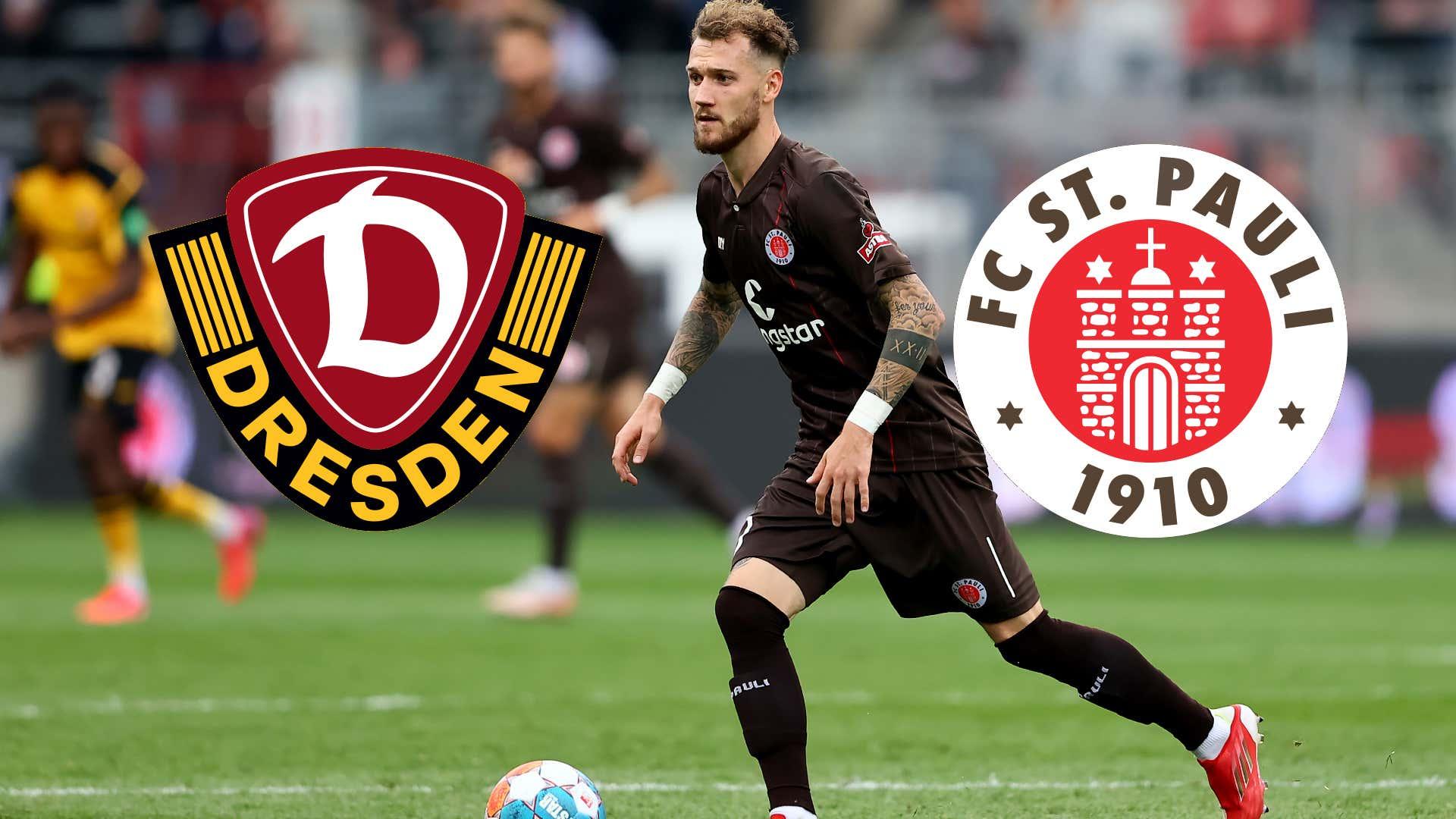 Wer zeigt / überträgt Dynamo Dresden vs. FC St. Pauli live im TV und LIVE-STREAM? So wird der DFB-Pokal übertragen | Goal.com