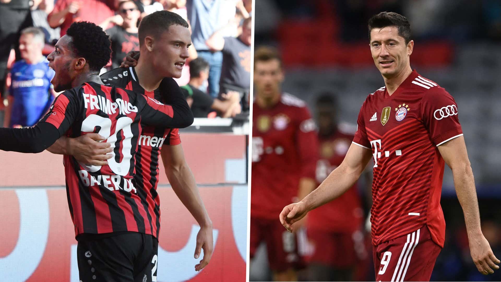 Fußball heute live: Bayer Leverkusen vs. FC Bayern München im TV und LIVE-STREAM | Goal.com