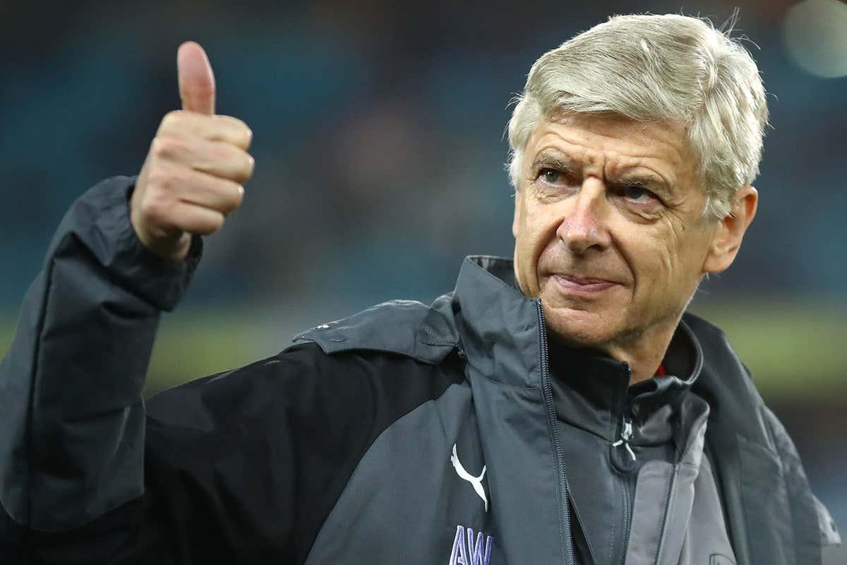 Arsene Wenger Arsenal 2020-21