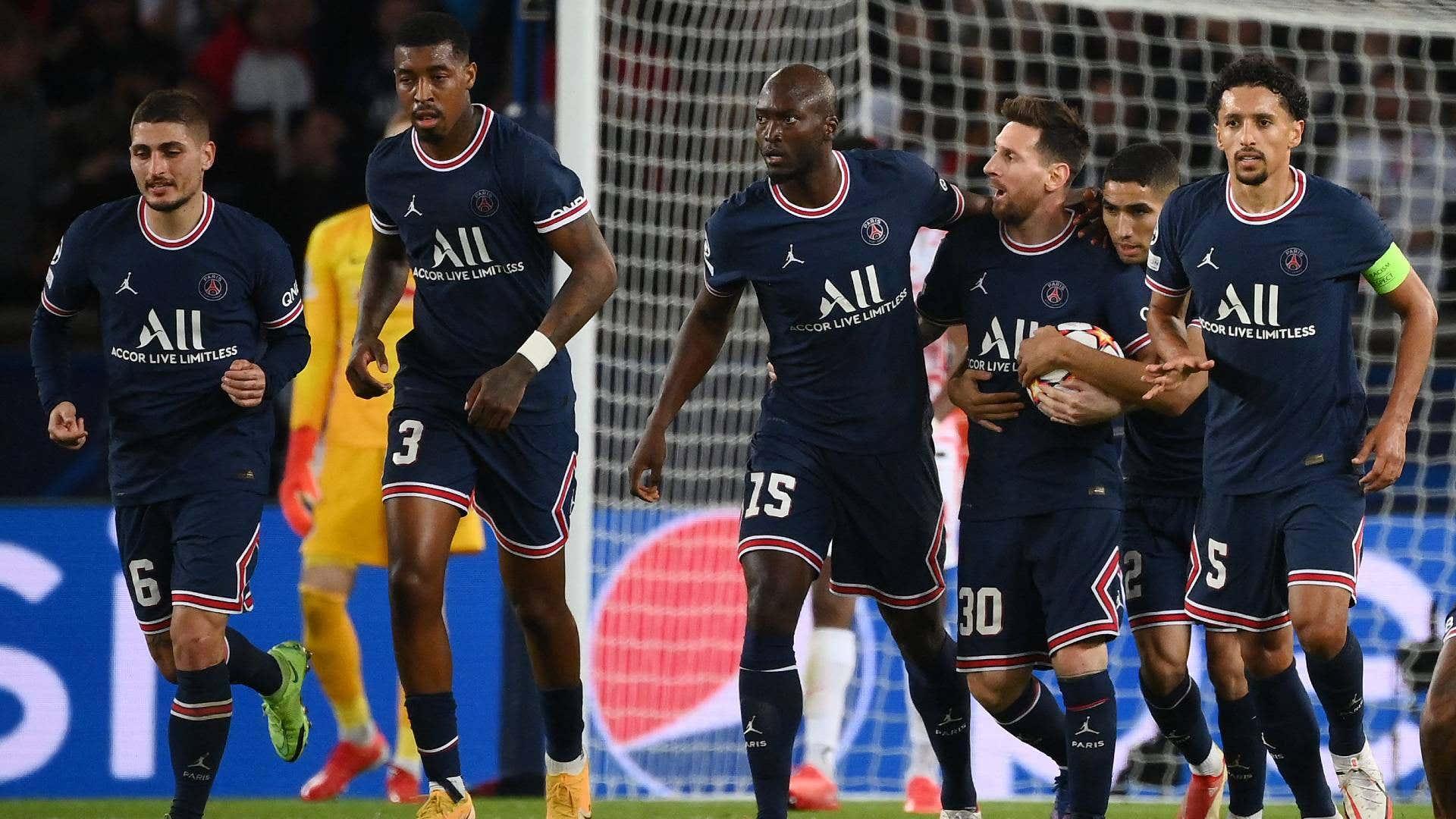 PSG (Paris Saint-Germain) vs. RB Leipzig live: Die Champions League heute im LIVE-TICKER - 3:2   Goal.com