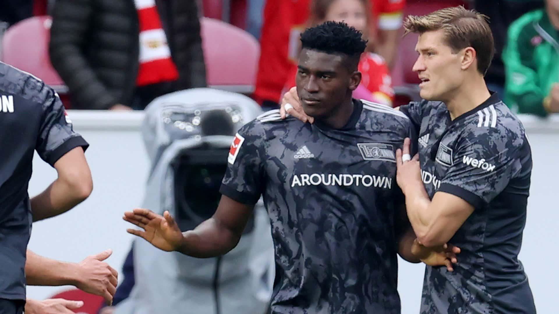Awoniyi continues Bundesliga goalscoring run as Union Berlin overcome Wolfsburg