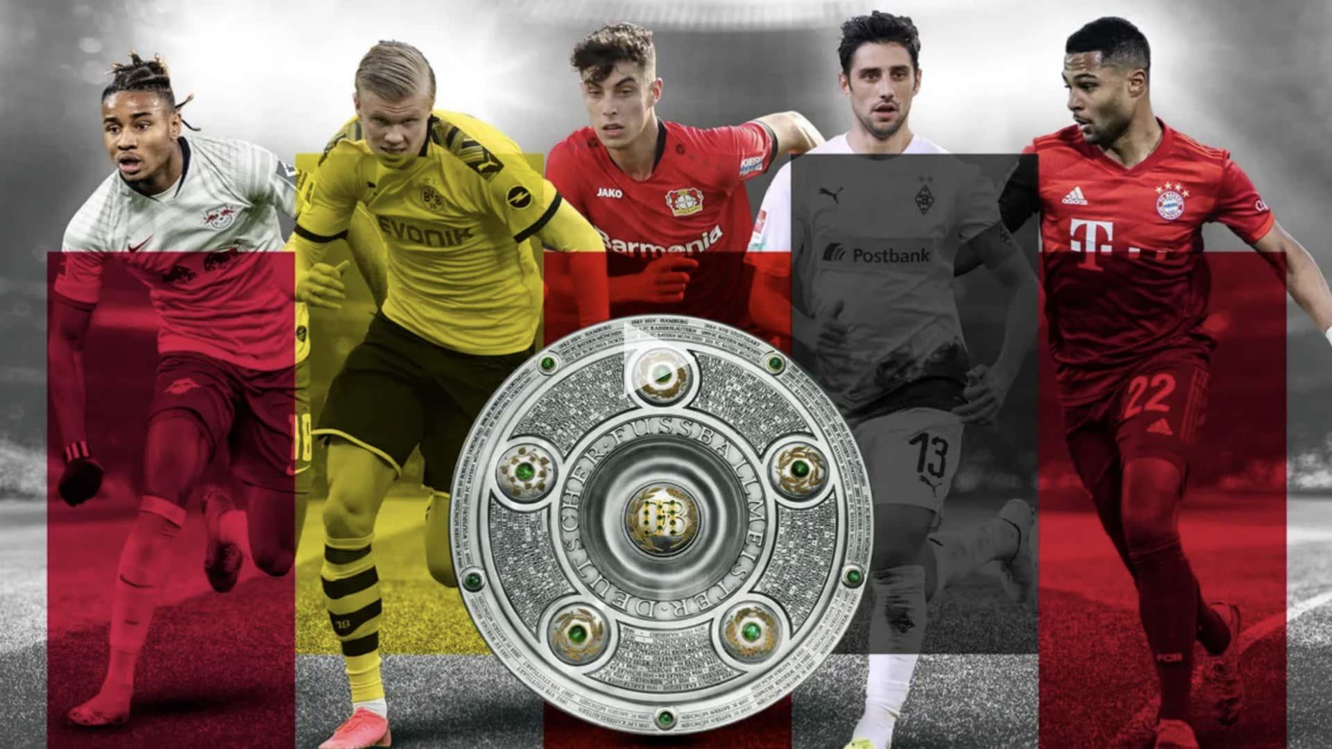 Bundesliga cover