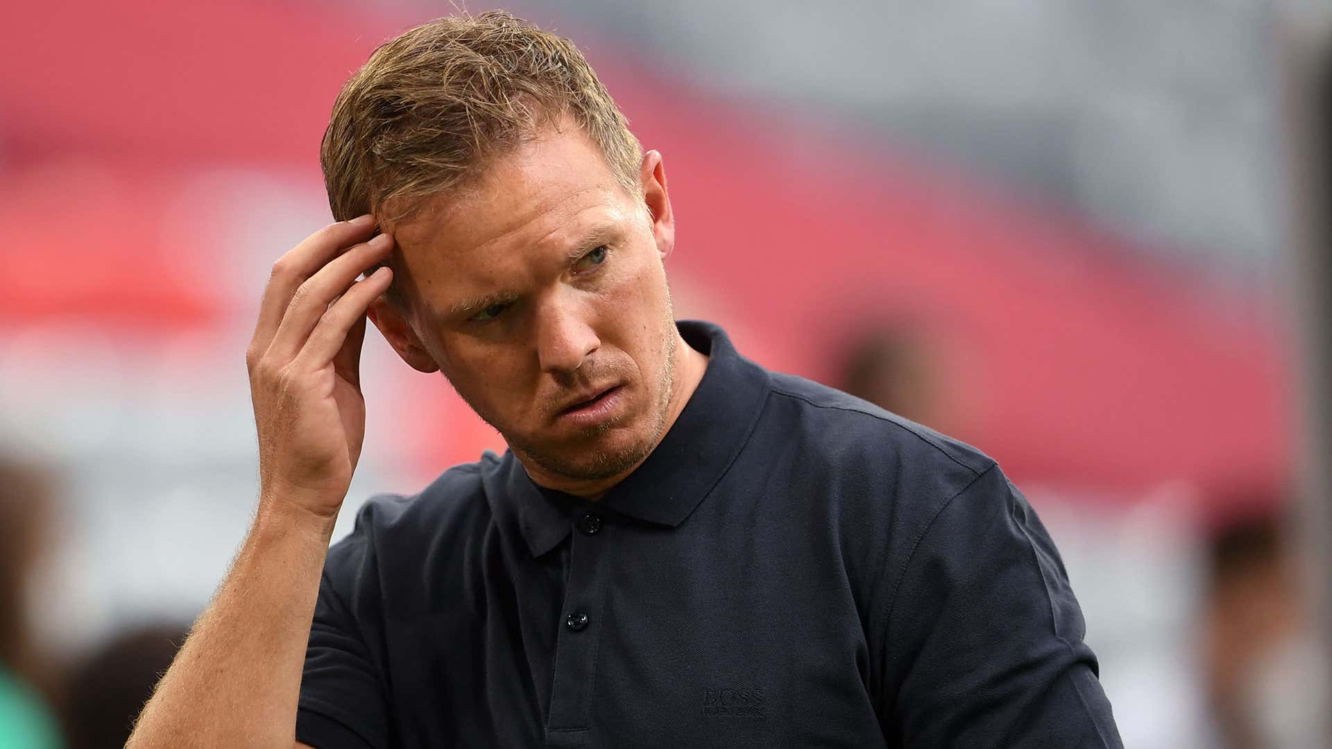 Bayern boss Nagelsmann tests positive for Covid-19