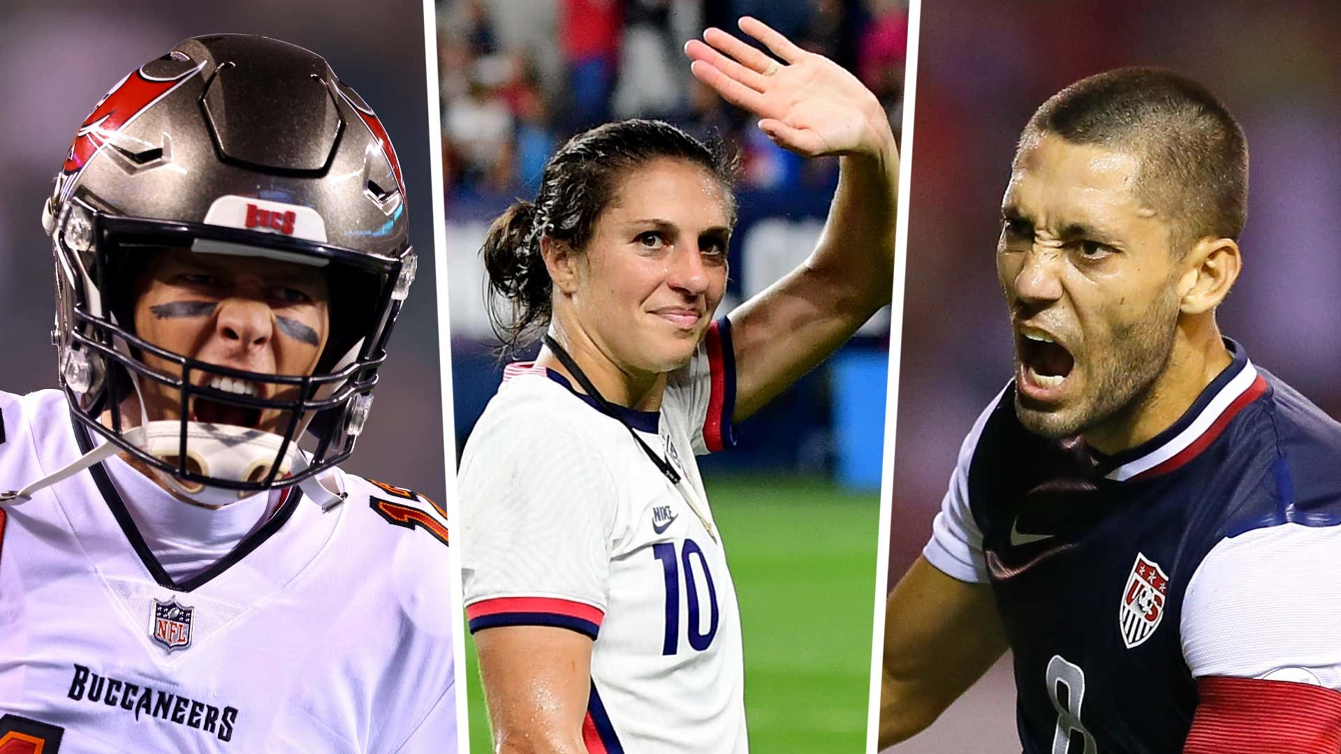 'A perfect example of f*ck the haters' - Brady and Dempsey join USWNT stars in saluting retiring Lloyd | Goal.com