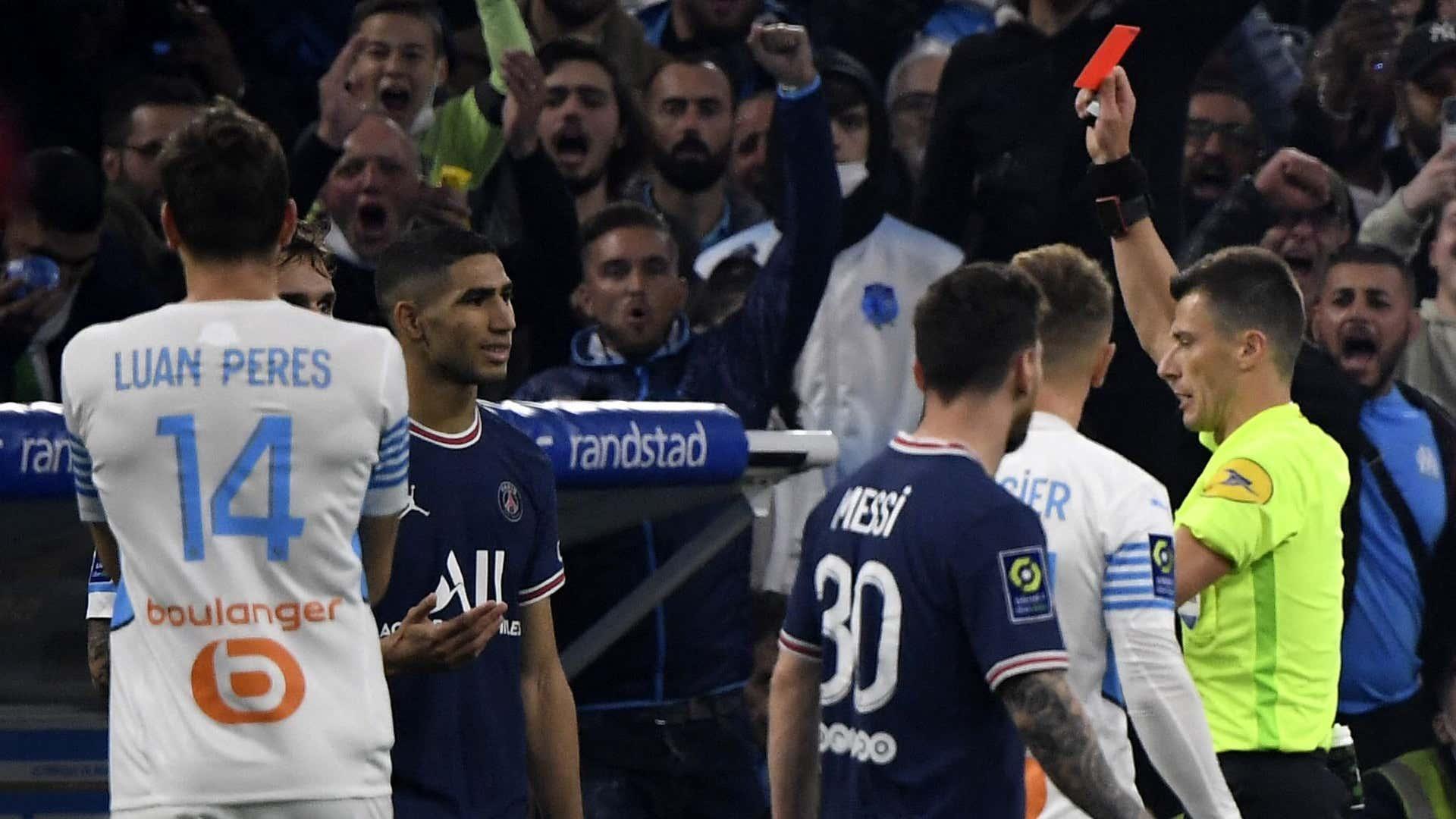 Olympique Marseille vs. Paris Saint-Germain Live-Kommentar und Ergebnis, 24.10.21, Ligue 1   Goal.com