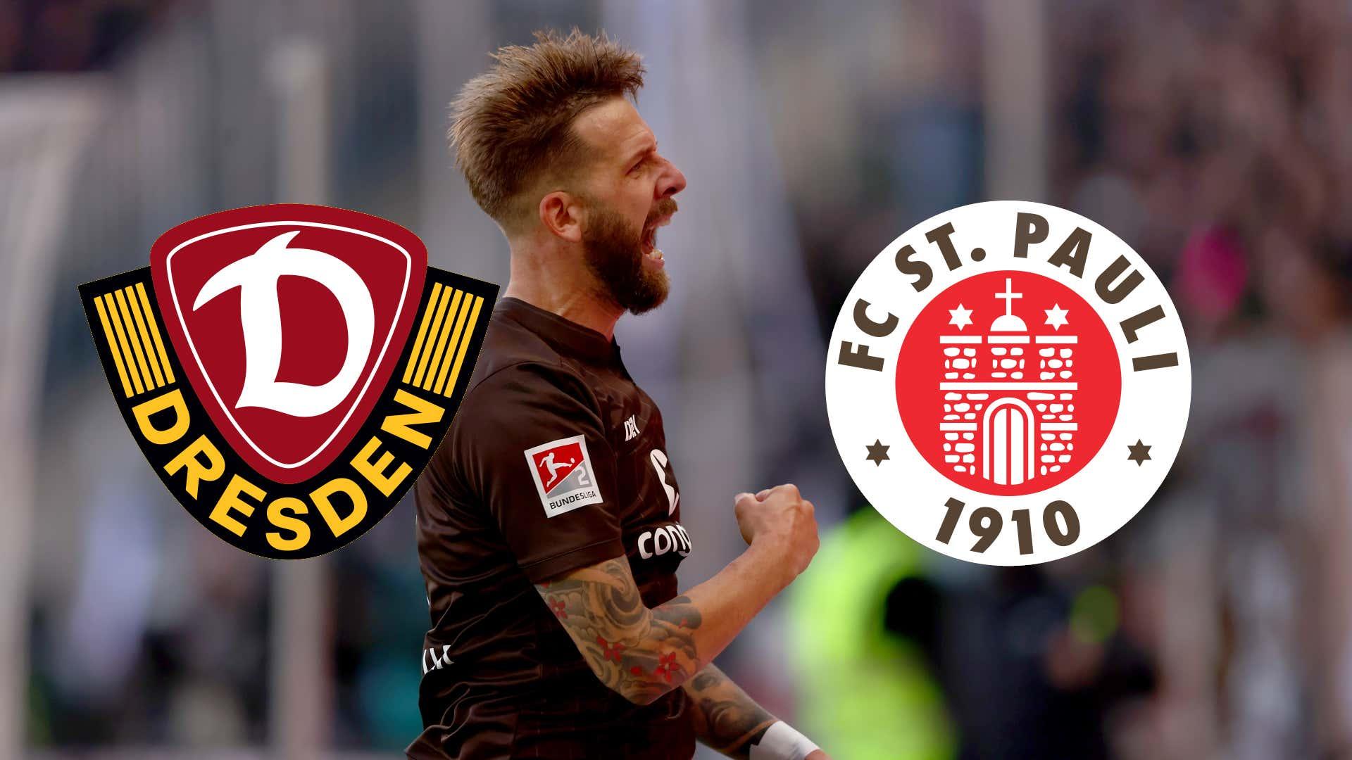 Dynamo Dresden vs. FC St. Pauli: TV, LIVE-STREAM, Aufstellung, LIVE-TICKER - die Übertragung heute live sehen   Goal.com