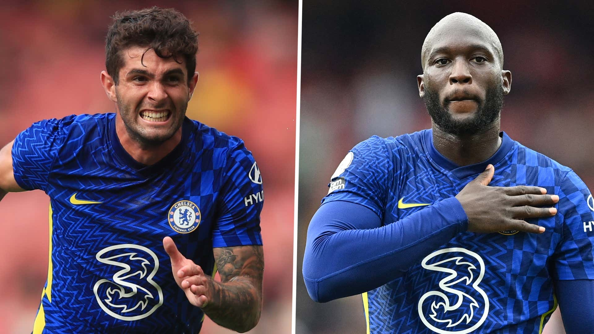 Pulisic and Lukaku in mixed injury news for Chelsea as Tuchel gives updates on USMNT and Belgium stars