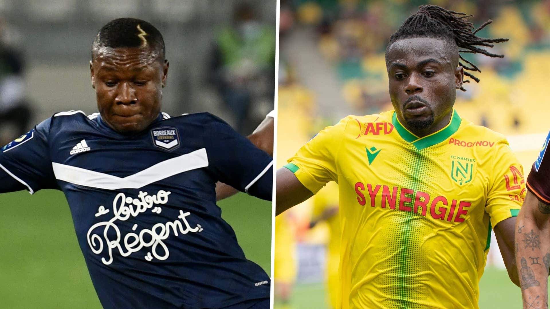 Samuel Kalu vs Moses Simon: Nigeria's misunderstood widemen clash in Bordeaux