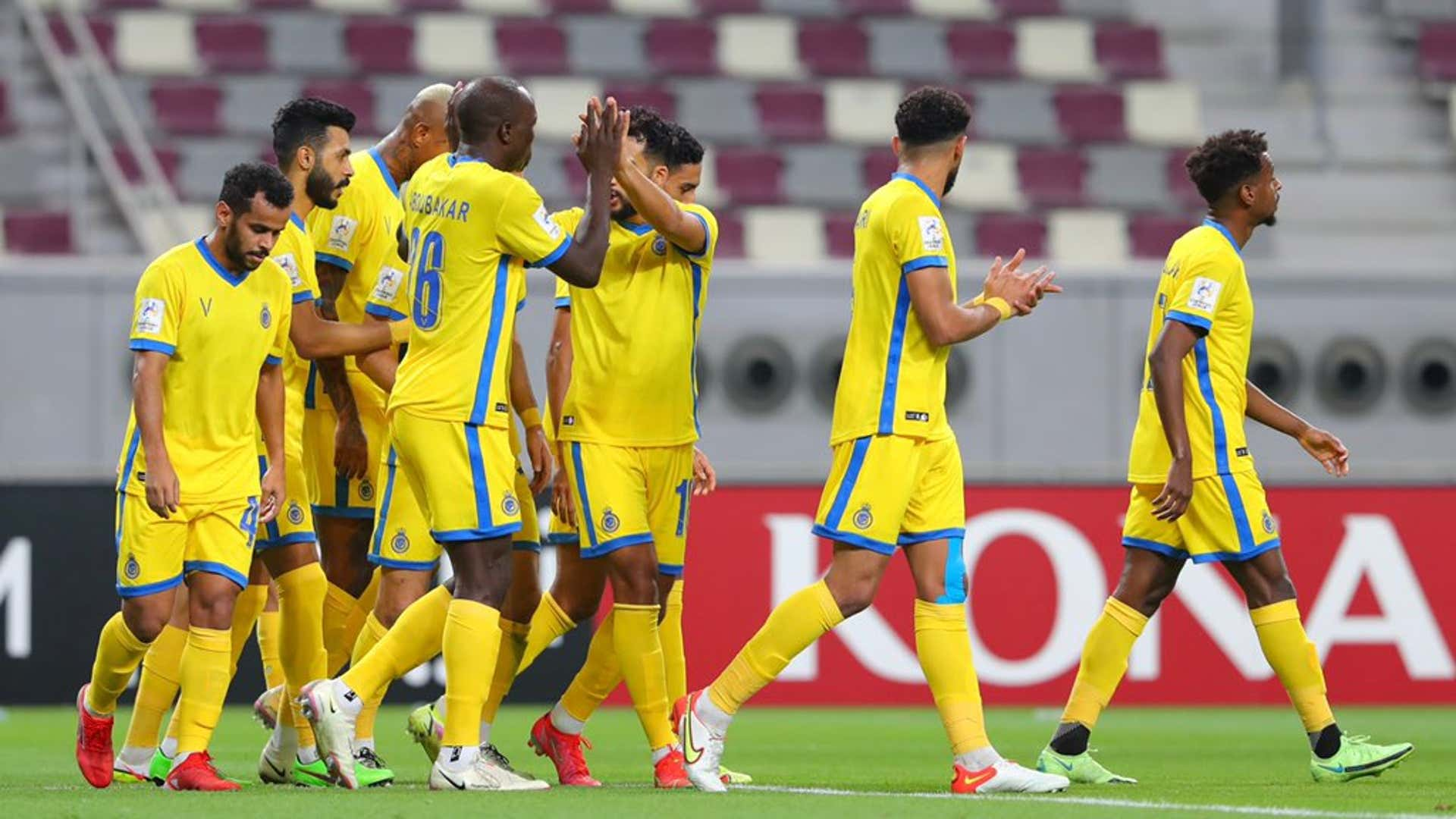 Vincent Aboubakar Al Nassr Tractor Sazi AFC 14.09.2021