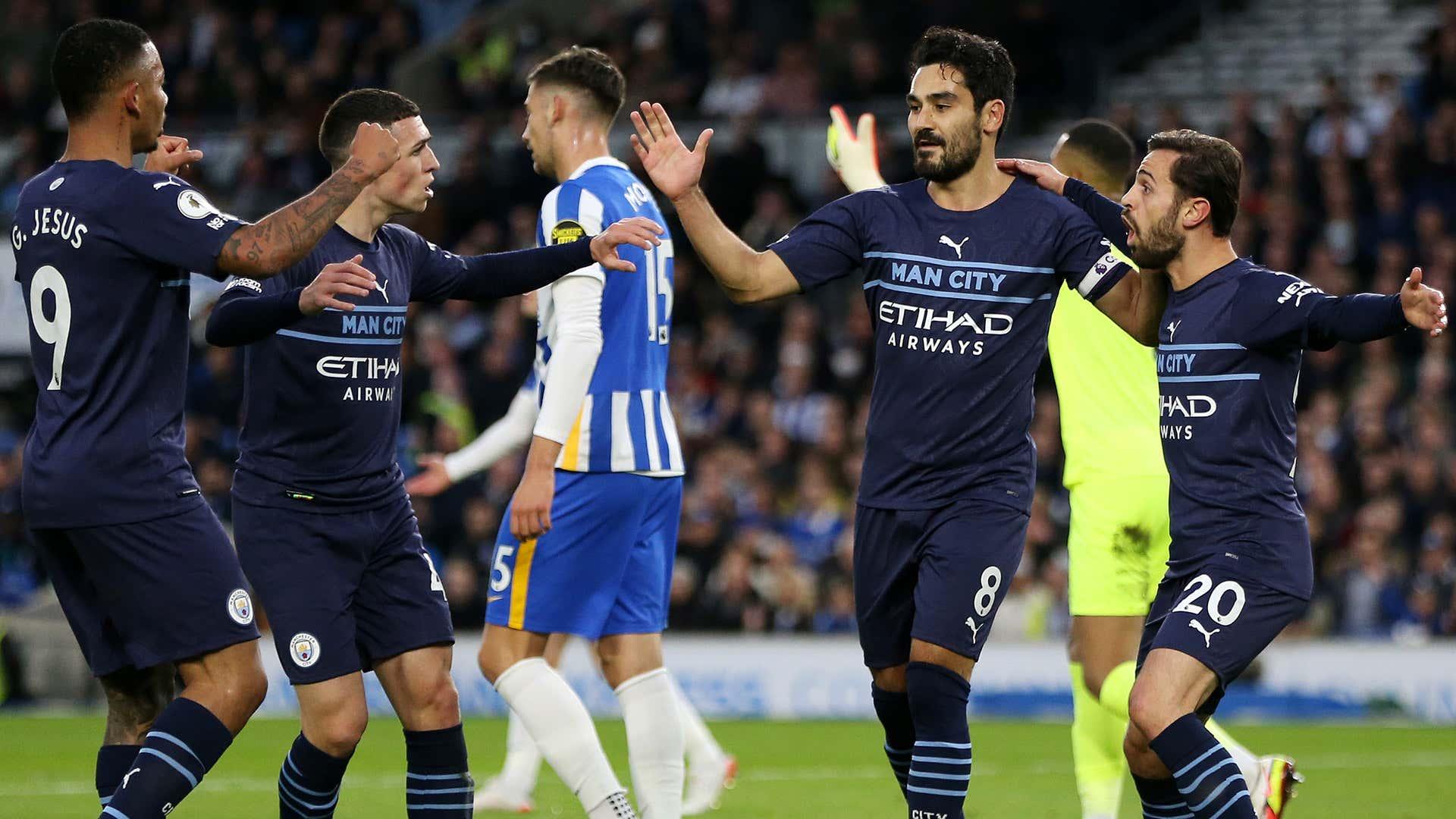 Brighton & Hove Albion vs. Manchester City Live-Kommentar und Ergebnis, 23.10.21, Premier League | Goal.com