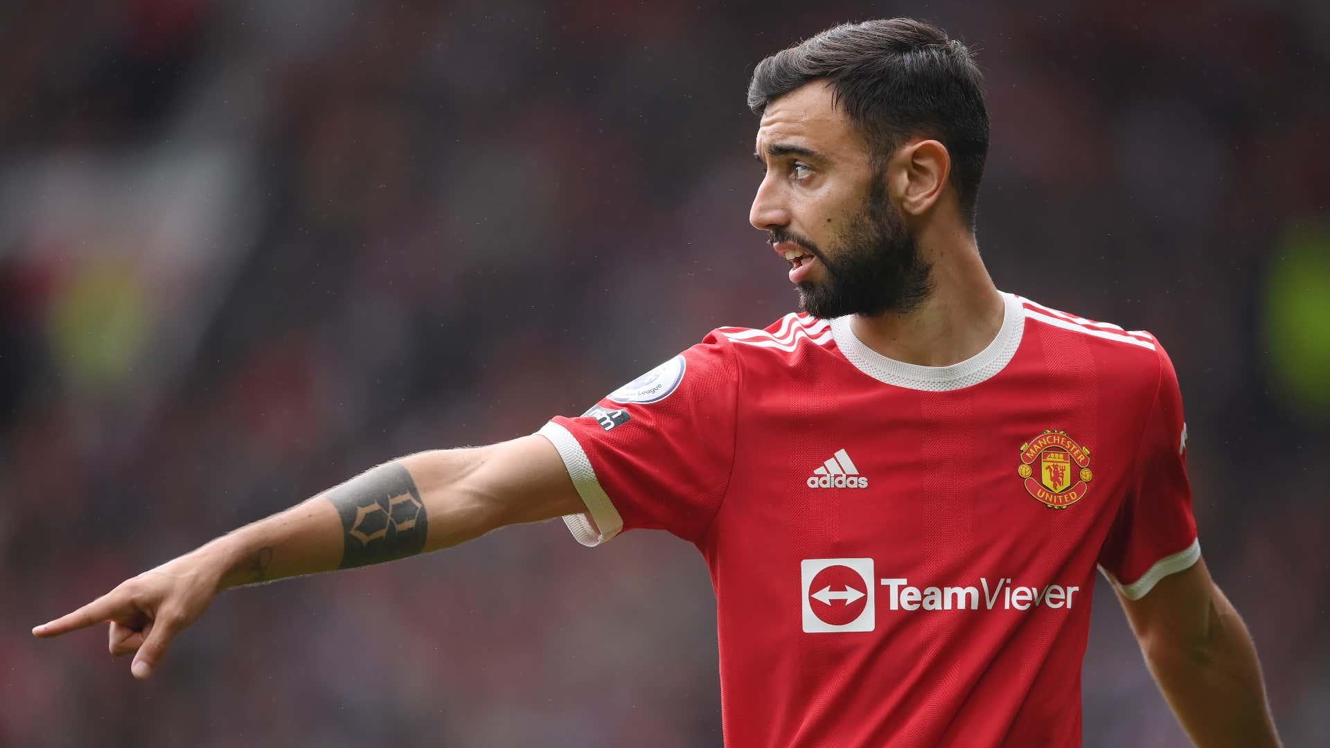 Fernandes doubtful for Manchester United clash with Liverpool, says Solskjaer   Goal.com