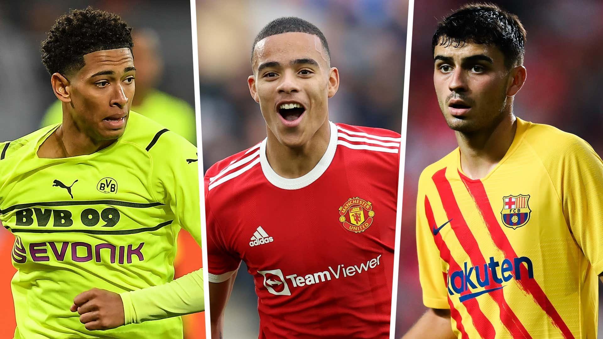 FIFA 22 best young midfielders: The top 50 MIDs on career mode | Goal.com