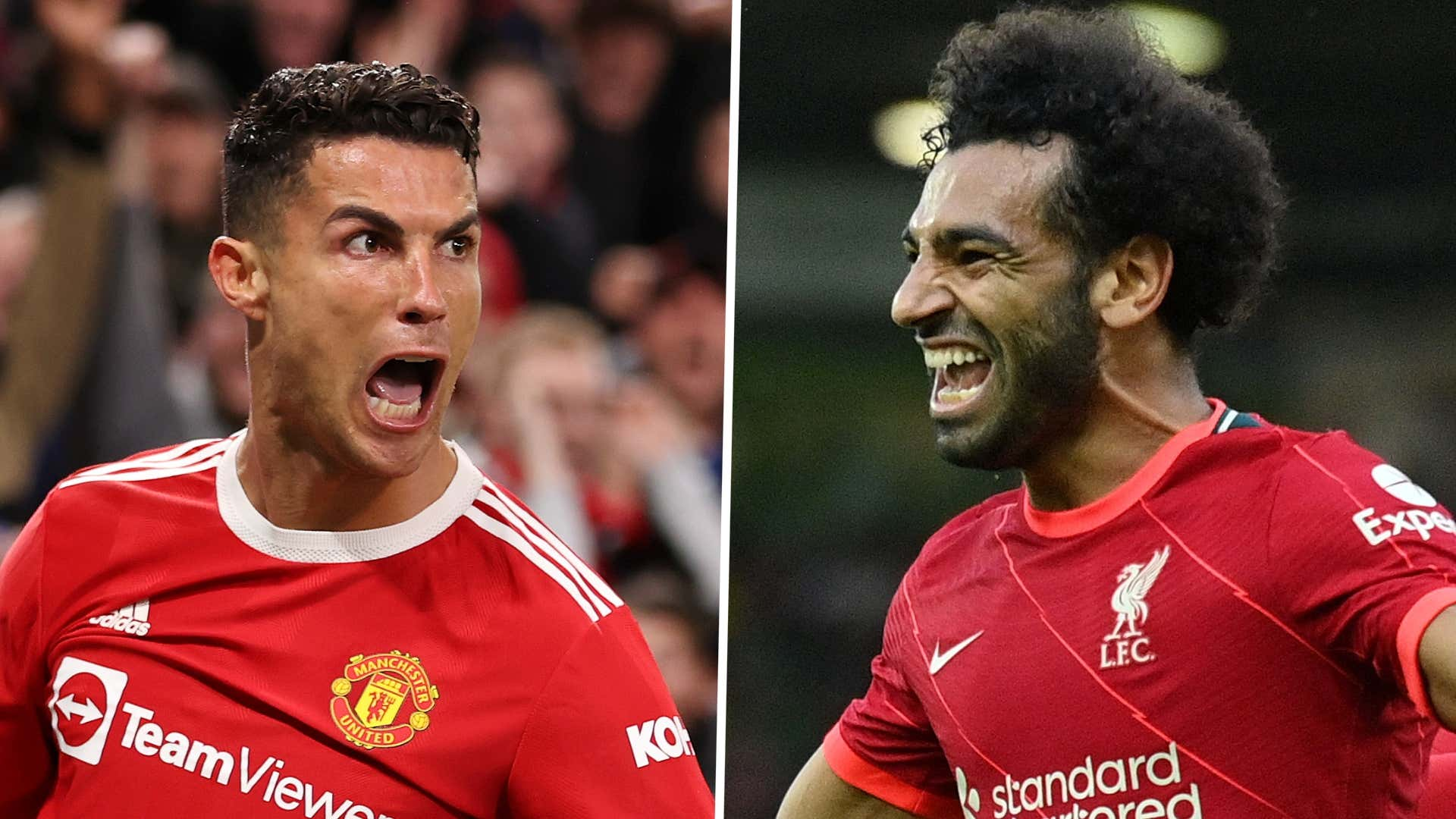 'Salah's left foot is better, Ronaldo in the air' – Klopp compares Liverpool and Manchester United superstars | Goal.com