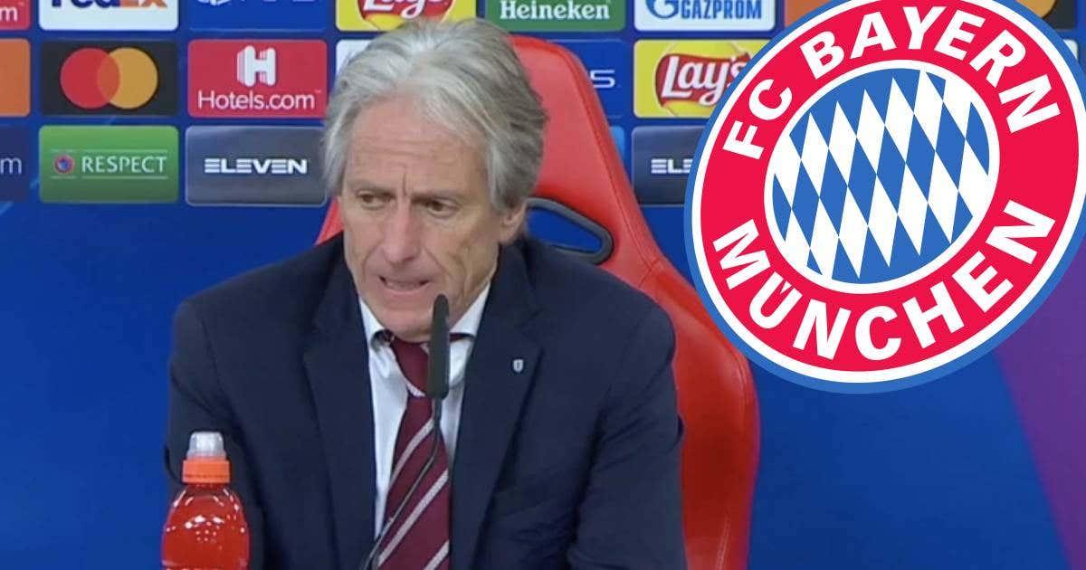 VIDEO: Benfica-Coach Jorge Jesus schwärmt von Bayern-Star   Goal.com
