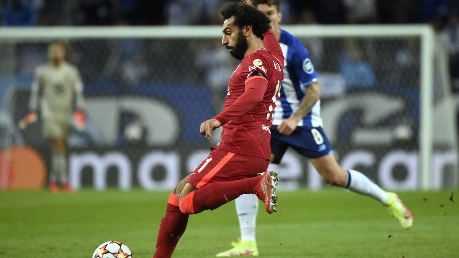 ترتيب هدافي دوري أبطال أوروبا 2022