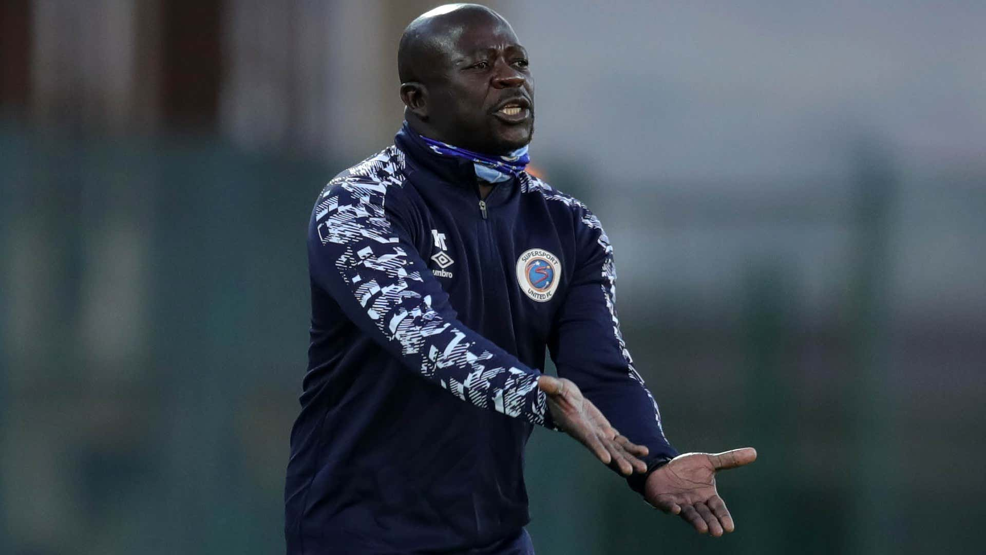 'On any good day they can punish you' - SuperSport United's Tembo wary of Kaizer Chiefs | Goal.com